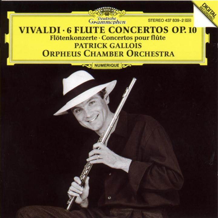 6 Flötenkonzerte op. 10 0028943783927