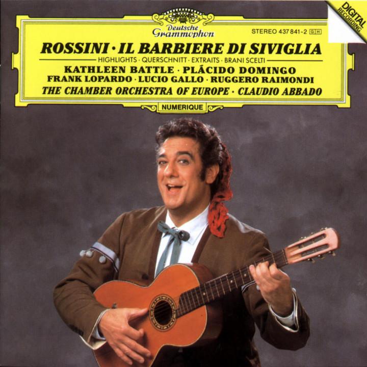 Il Barbiere di Siviglia (Auszüge) 0028943784124