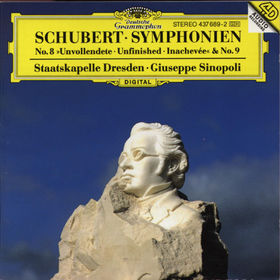 Franz Schubert, Sinfonien Nr. 8 h-moll D 759 Die Unvollendete & Nr. 9 C-dur D 944, 00028943768924