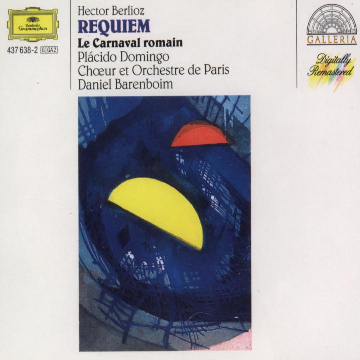 Requiem; Le Carnaval Romain 0028943763828