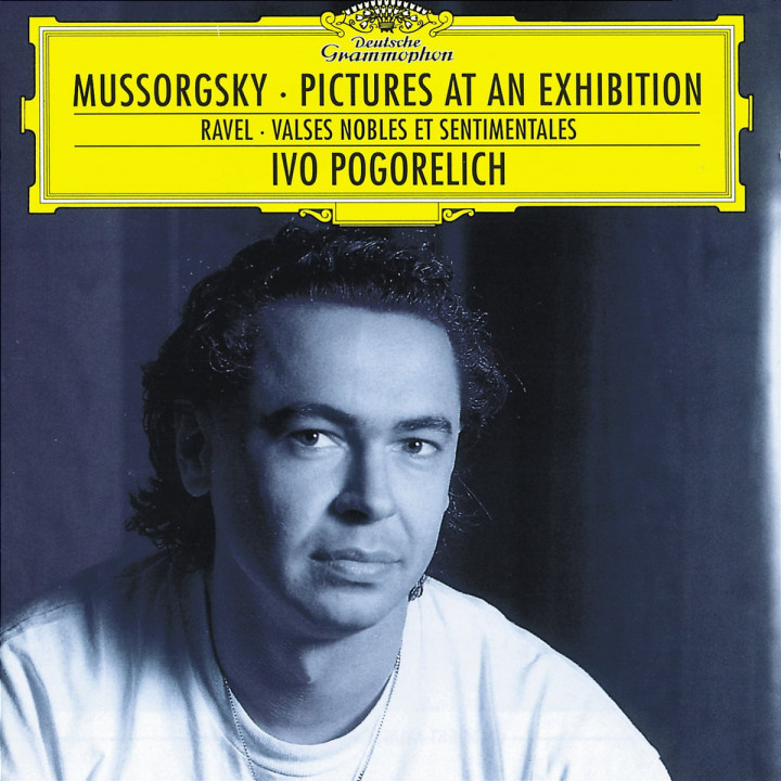 Mussorgsky: Pictures at an Exhibition / Ravel: Valses nobles 0028943766728