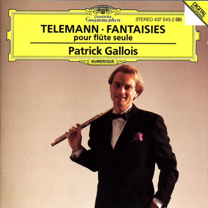 12 Fantasien für Flöte solo 0028943754321