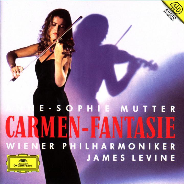 Anne-Sophie Mutter - Carmen-Fantasie 0028943754424