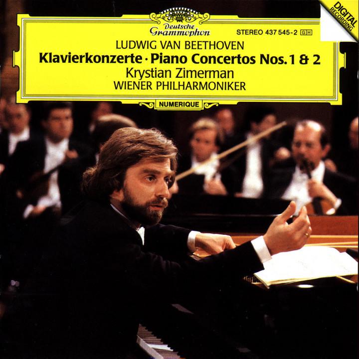 Klavierkonzerte Nr. 1 C-dur op. 15 & Nr. 2 B-dur op. 19 0028943754527
