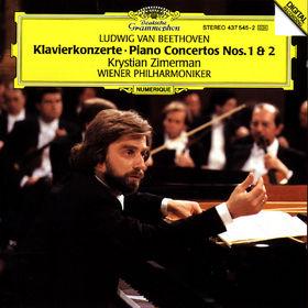 Ludwig van Beethoven, Klavierkonzerte Nr. 1 C-dur op. 15 & Nr. 2 B-dur op. 19, 00028943754521