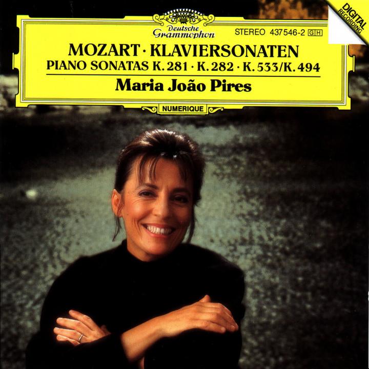 Mozart: Piano Sonatas K.281, K.282, K.533 & K.494 0028943754620