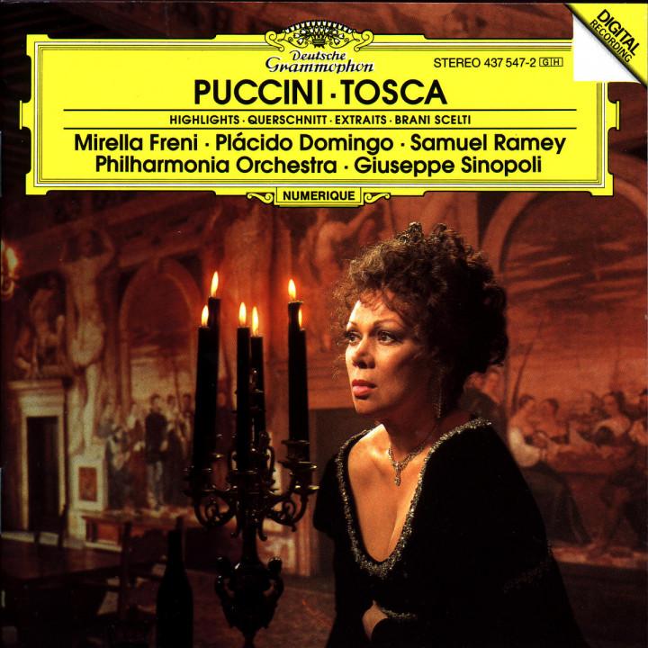 Tosca (Auszüge) 0028943754723