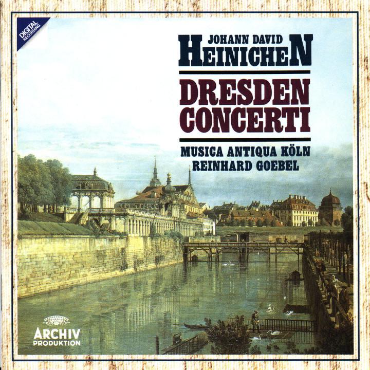 Heinichen: Dresden Concerti 0028943754929