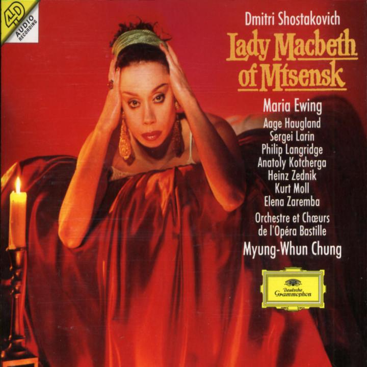 Lady Macbeth of Mtsensk 0028943751122