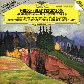 Edvard Grieg, Olav Trygvason, Peer-Gynt-Suiten Nr. 1 & 2, 00028943752329