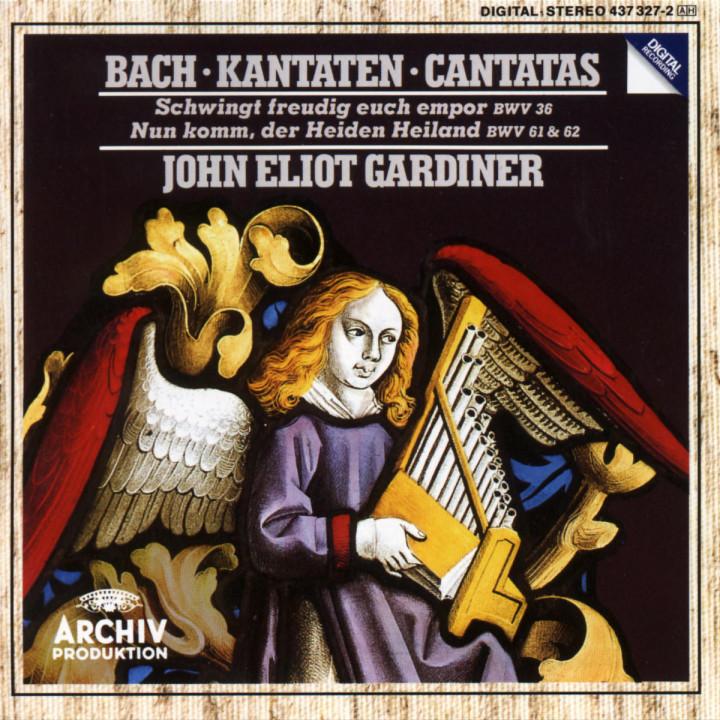 Kantaten BWV 36; 61 & 62 0028943732725