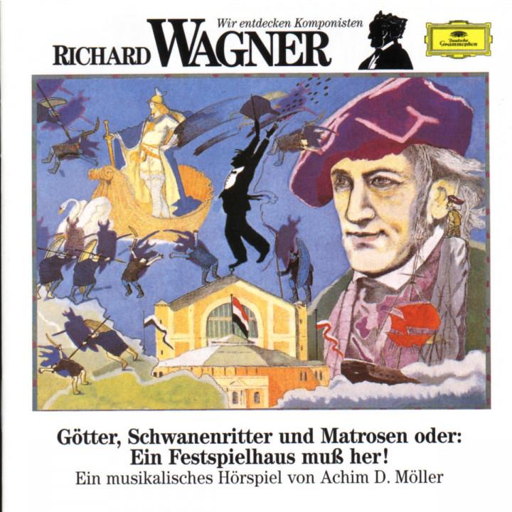 Wir Entdecken Komponisten - Richard Wagner 0028943726324