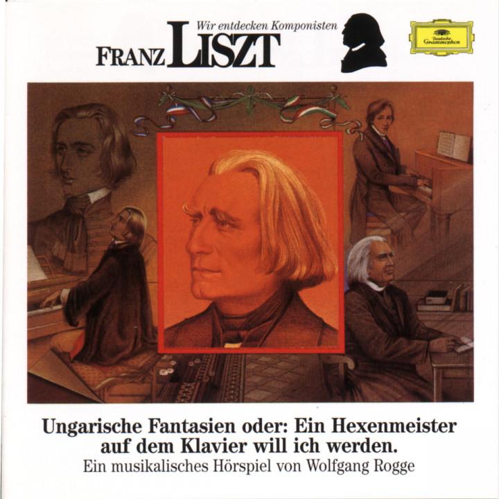 Wir Entdecken Komponisten - Franz Liszt 0028943725840