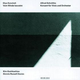 Kim Kashkashian, Vom Winde beweint, Konzert für Viola und Orchester, 00028943719926