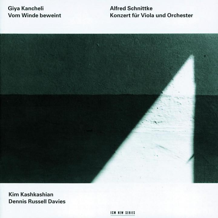 Vom Winde beweint; Konzert für Viola und Orchester 0028943719922