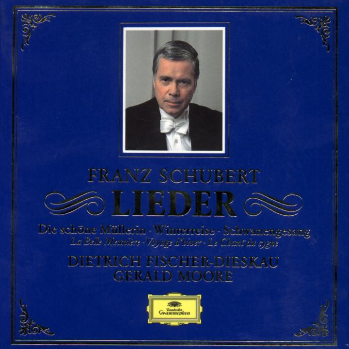 Lieder (Vol. 1-3) 0028943721422