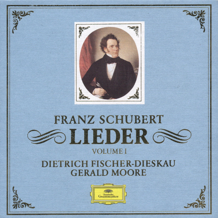 Schubert: Lieder (Vol. 1) 0028943721525