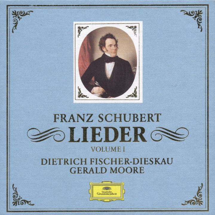 Schubert: Lieder (Vol. 1) 0028943721525