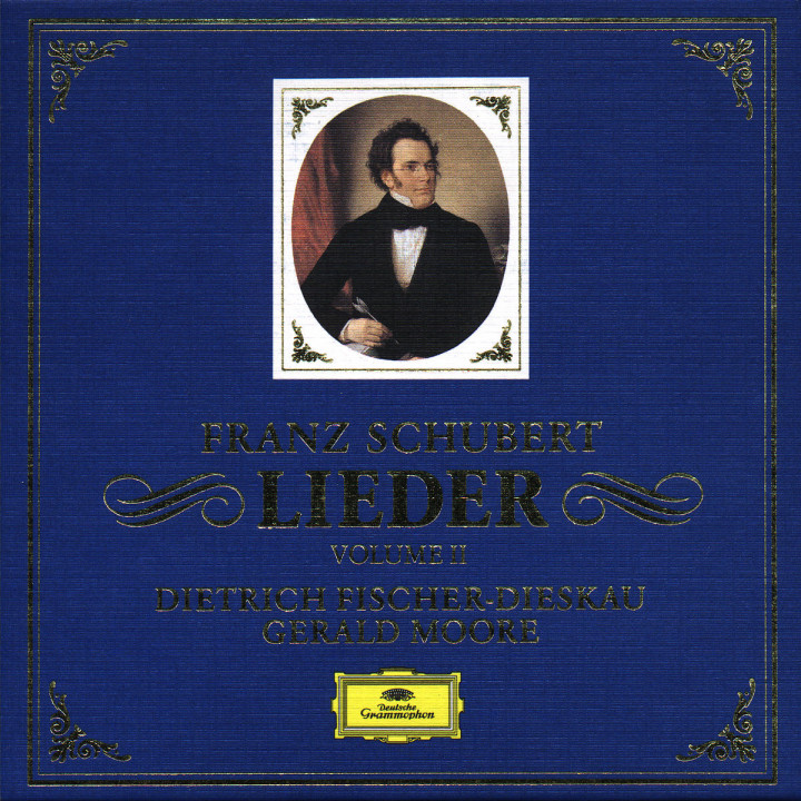 Schubert: Lieder (Vol. 2) 0028943722526
