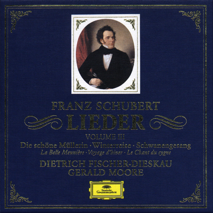 Schubert: Lieder (Vol. 3) 0028943723527