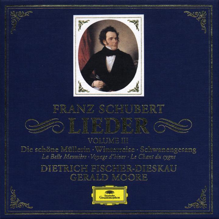 Schubert: Lieder (Vol. 3) 0028943723527