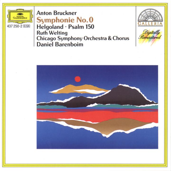 Sinfonie Nr. 0 d-moll; Helgoland; 150. Psalm 0028943725024