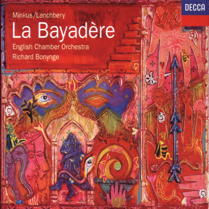 Minkus-Lanchbery: La Bayadère 0028943691721