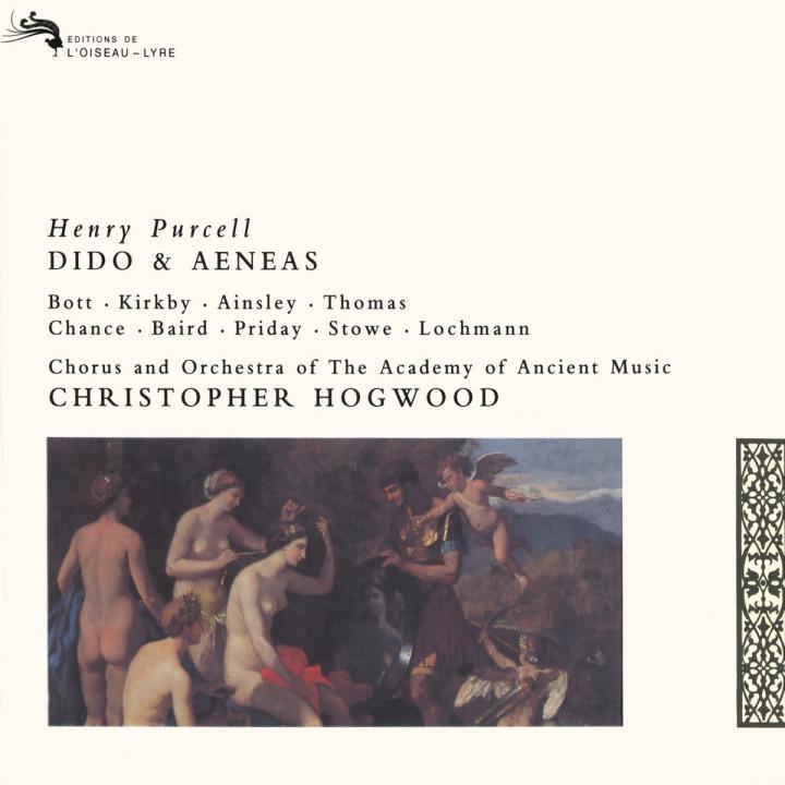 Dido und Aeneas 0028943699224
