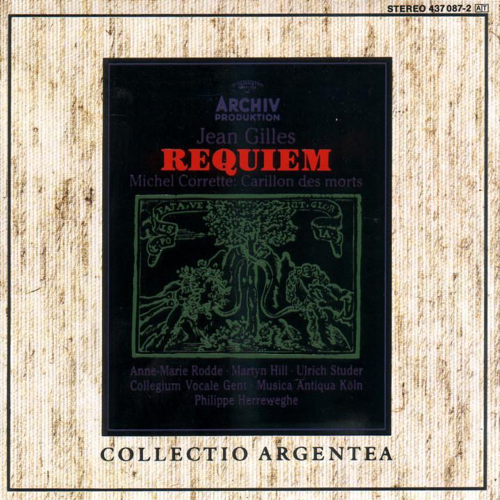 GILL:REQUIEM + 0028943708722