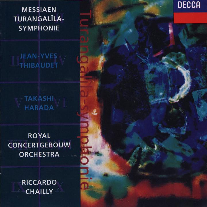 Messiaen: Turangalîla Symphony 0028943662620