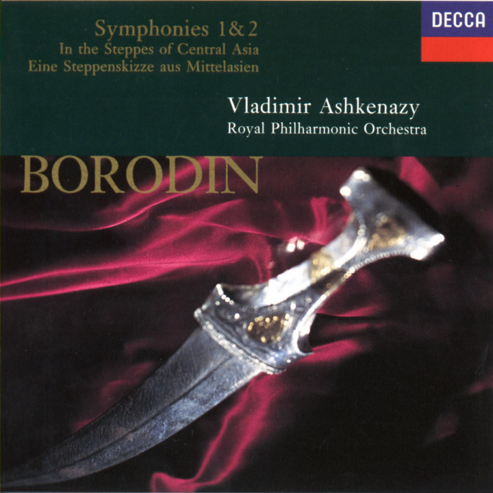 Borodin: In the Steppes of Central Asia; Symphonies Nos.1 & 2 0028943665128