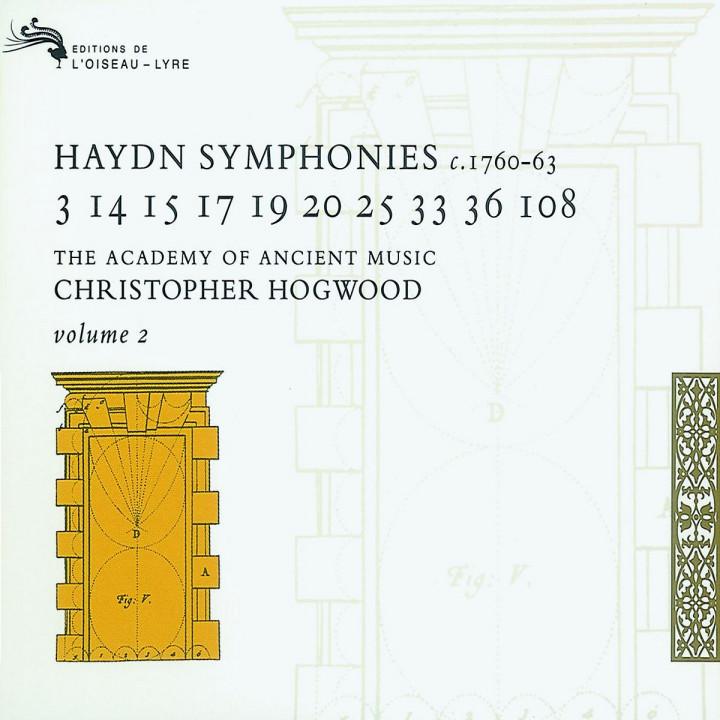 Haydn: Symphonies Vol.2 0028943659222