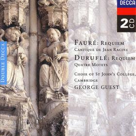 Francis Poulenc, Fauré: Requiem/Duruflé: Requiem/Poulenc: Motets, 00028943648622