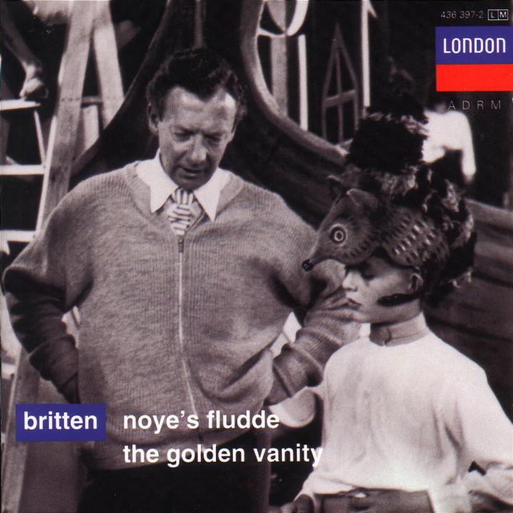 Noye's Fludde op. 59; The Golden Vanity op. 78 0028943639721