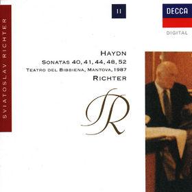 Sviatoslav Richter, Haydn: Piano Sonatas, 00028943645423