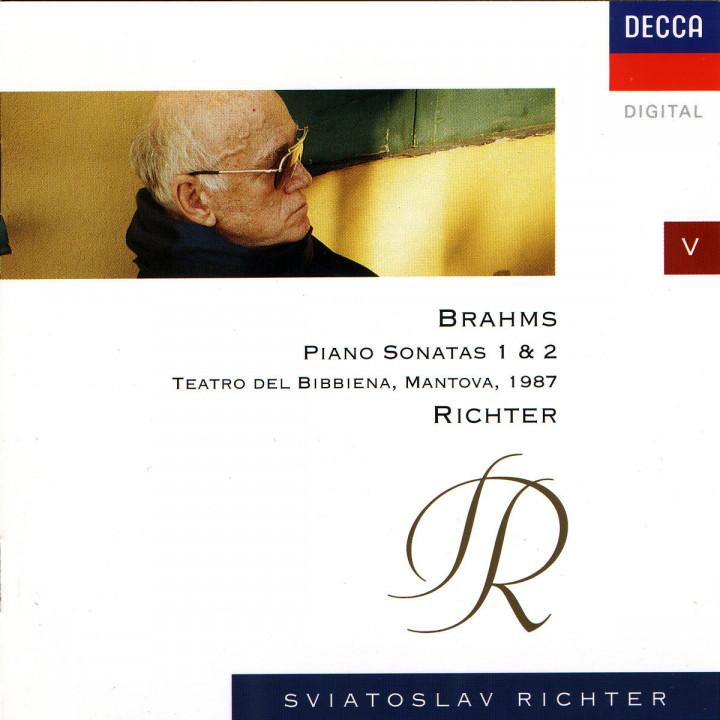 Klaviersonaten Nr. 1 C-dur op. 1 & Nr. 2 fis-moll op. 2 0028943645720