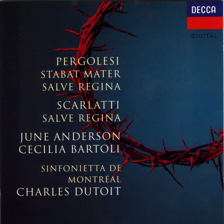 Scarlatti: Salve Regina / Pergolesi: Stabat Mater 0028943620925