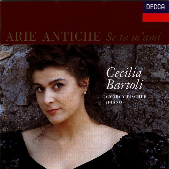 Cecilia Bartoli - Arie Antiche: Se tu m'ami 0028943626725