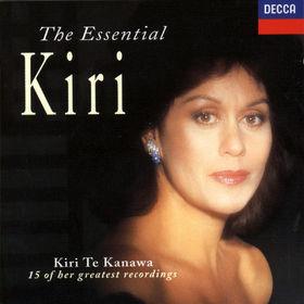 Kiri Te Kanawa, The Essential Kiri, 00028943628624