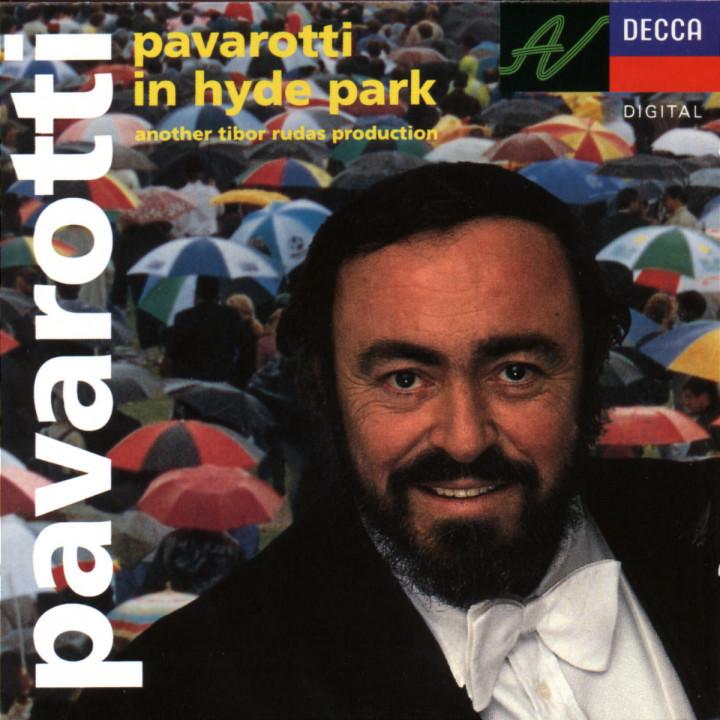 Pavarotti in Hyde Park 0028943632023