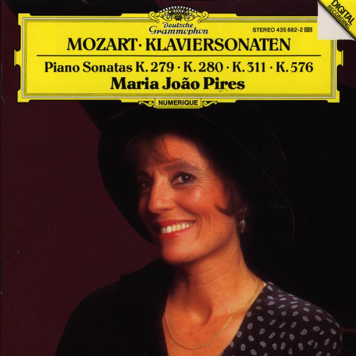 Mozart: Piano Sonatas K.279, K.280, K.311 & K.576 0028943588229