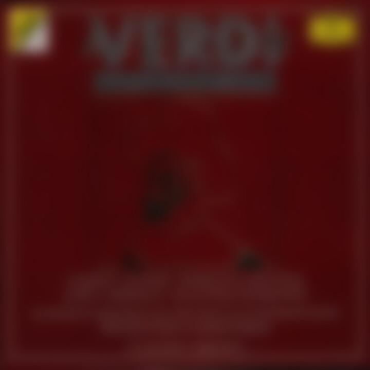 Verdi: Requiem; Quattro pezzi sacri 0028943588425