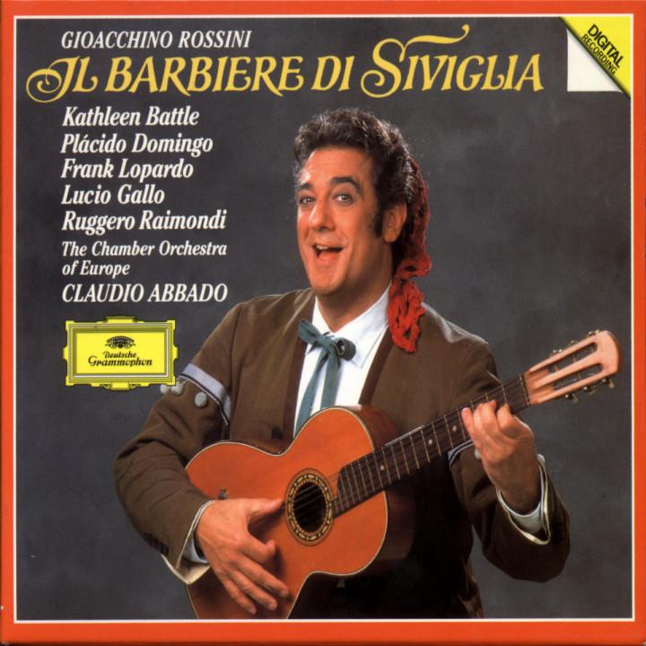 Il Barbiere di Siviglia 0028943576327