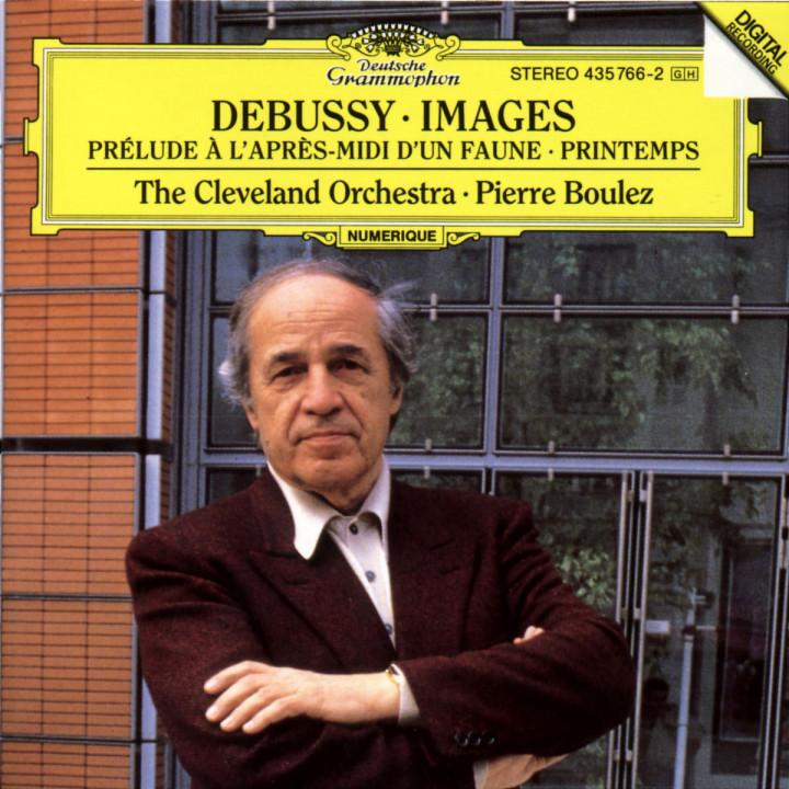 Debussy: Images; Prélude à l'après-midi d'un faune 0028943576626
