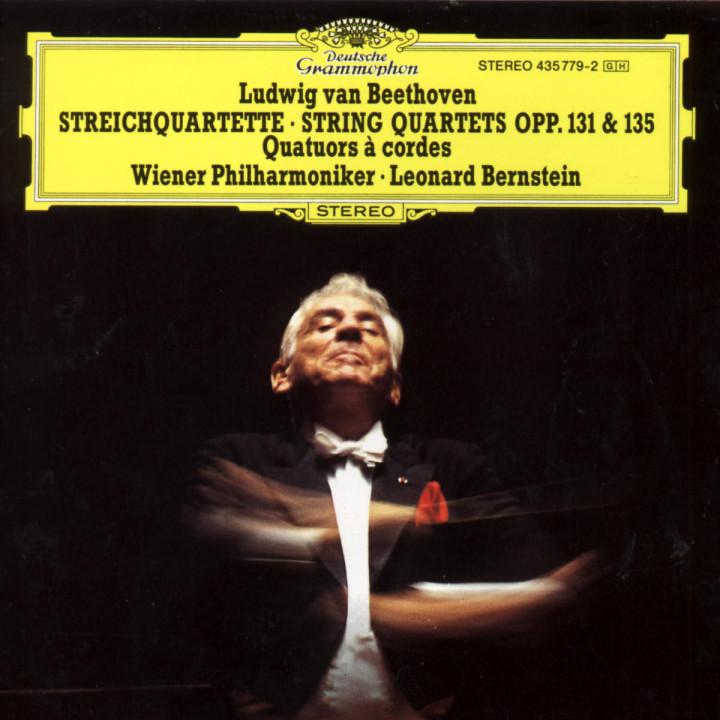 Streichquartette op. 131 und op. 135 0028943577926