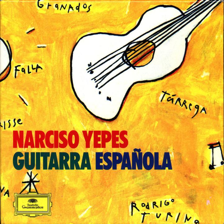 Gitarra Espanola - Spanische Gitarrenmusik 0028943584122