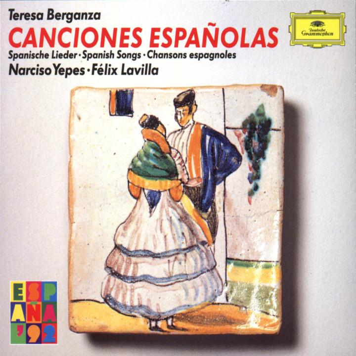 Spanische Lieder 0028943584823