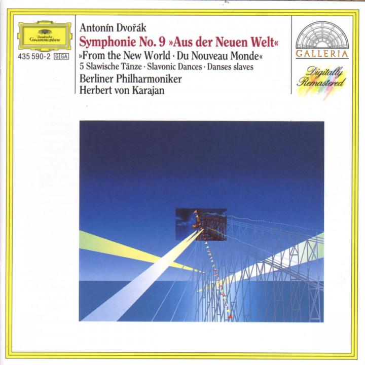 Dvorák: Symphony No.9; Slavonic Dances op. 46 Nos.1, 3 & 7; op.72 Nos. 2 & 8 0028943559025