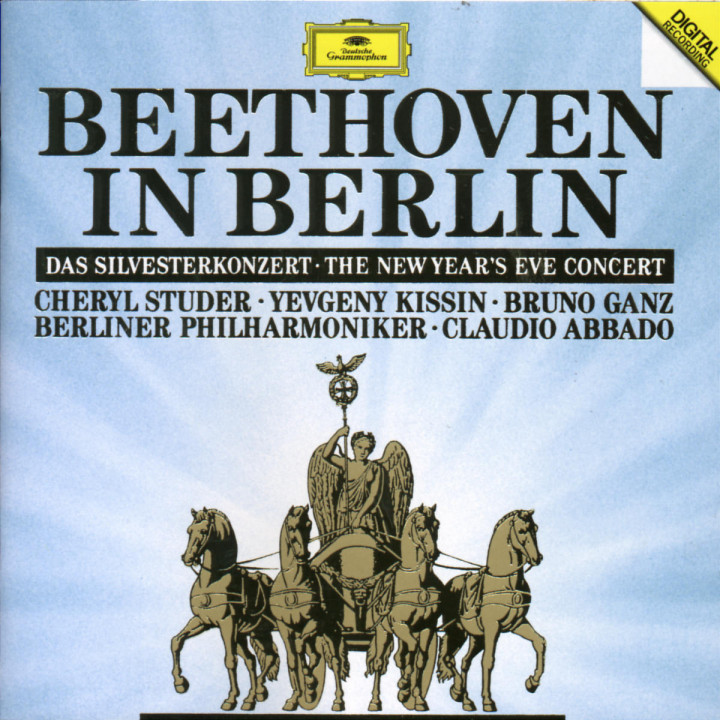 Beethoven in Berlin: The New Year's Eve Concert 1991 0028943561721