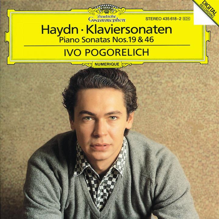 Haydn: Piano Sonatas Nos. 19 & 46 0028943561824